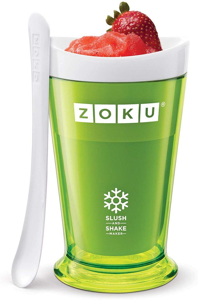 Zoku ZK113-GN Slush and Shake Maker