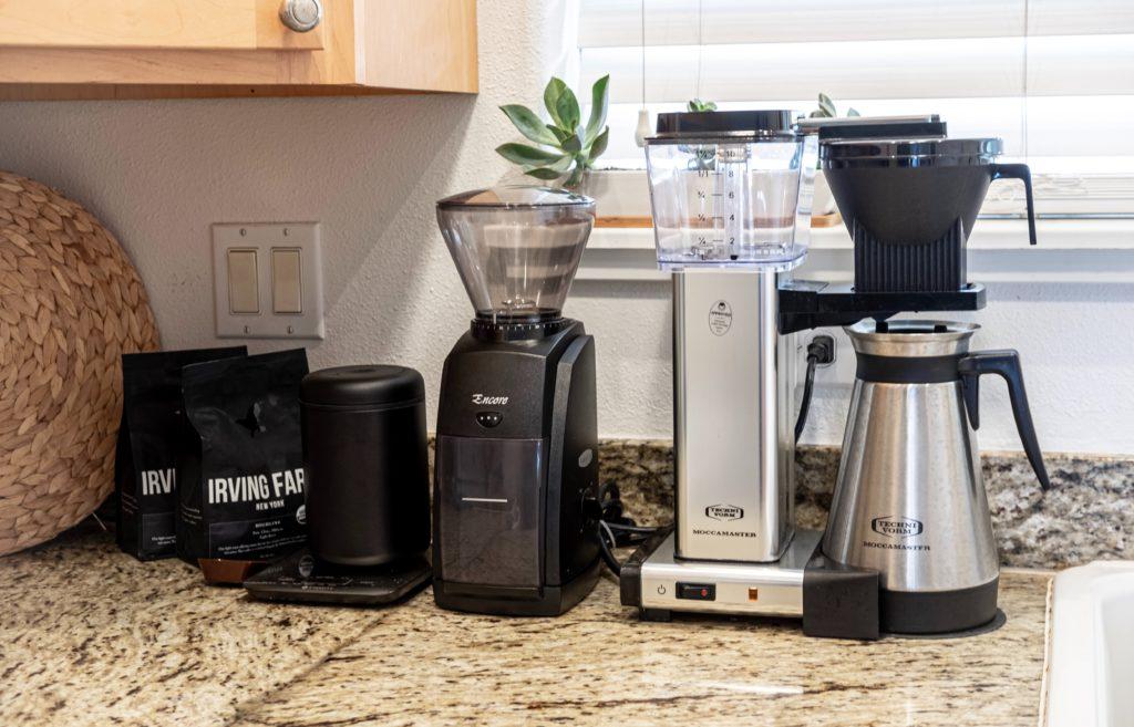4 cop coffee makers