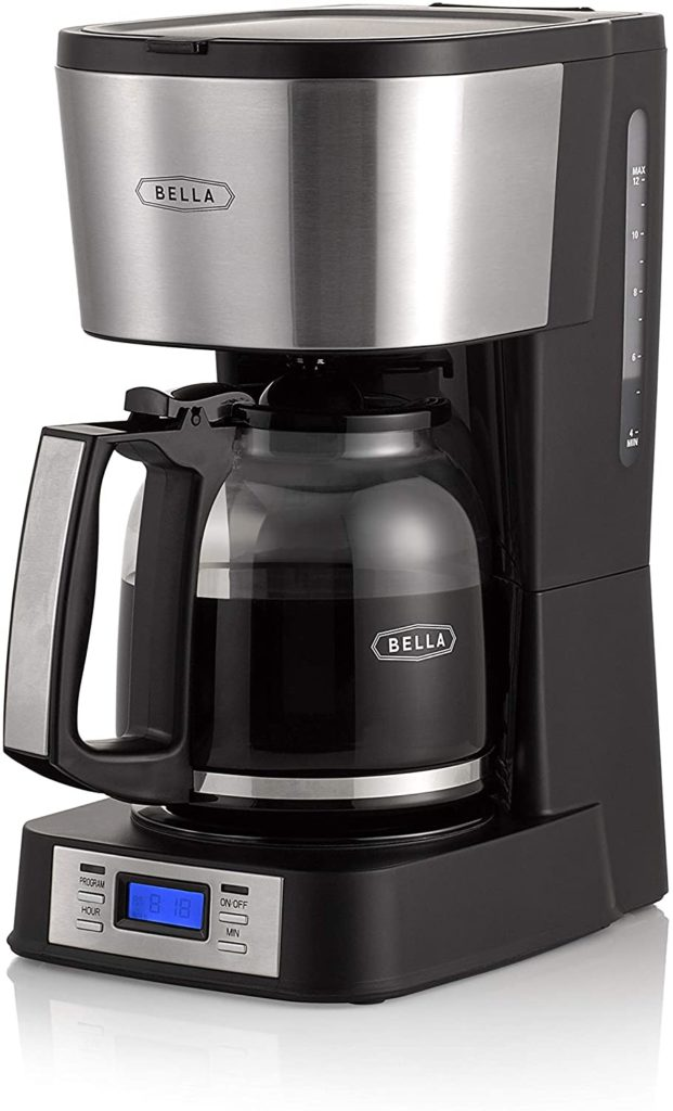 BELLA (14755) 12 Cup Coffee Maker