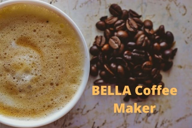 BELLA Coffee Maker 1