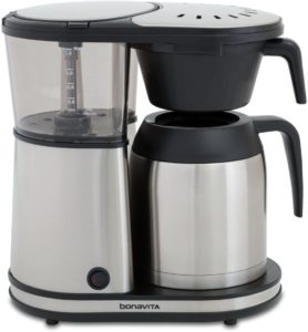 Bonavita Connoisseur 8-Cup One-Touch Coffee Maker
