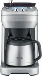 Breville Grind Control, Medium, Silver