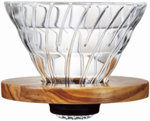 Hario V60 Glass Coffee Dripper