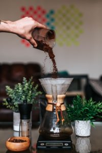 chemex on the weights